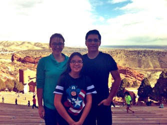 Kimberly Aimer travels to one of Colorado's most beautiful attractions: Red Rocks Park and Ampitheatre