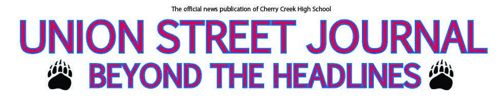 The student news site of Cherry Creek High School