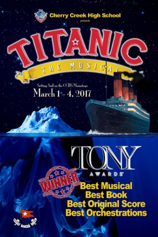 Cherry Creek High School Puts on Titanic the Musical