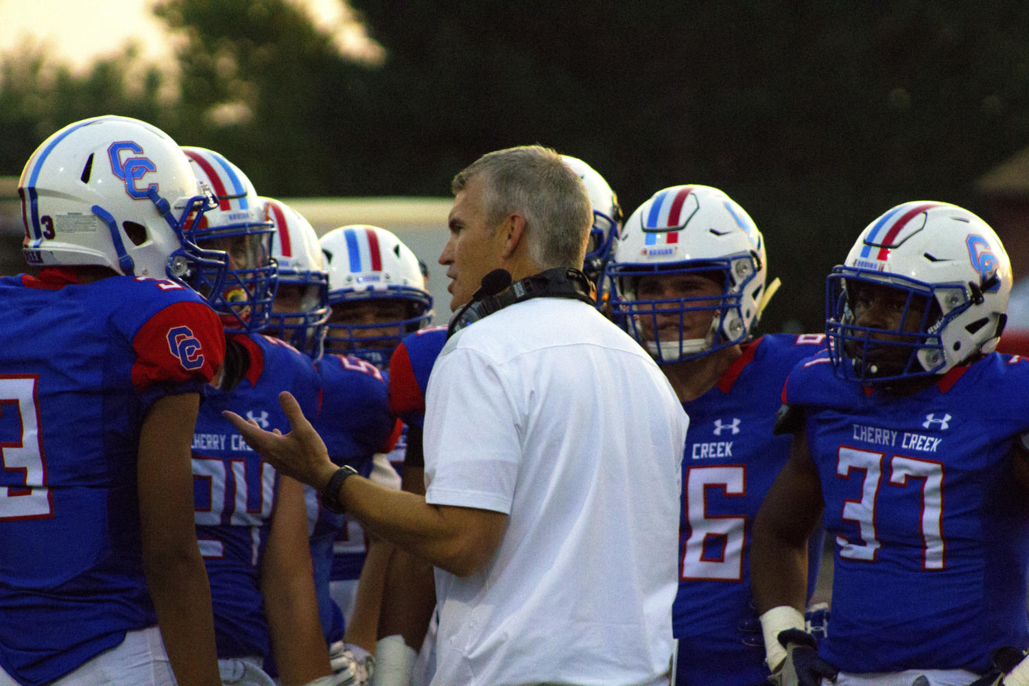 Q&A with Coach Doherty on Loss to Regis