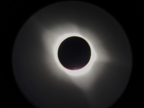 Science teachers takes students to Wyoming to see Eclipse