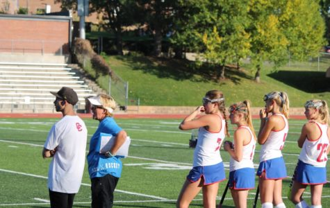 Field hockey coach holds illegal practice on a Sunday
