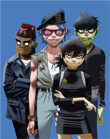 Long Gorillaz hiatus leads to beautiful new album