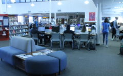 Library gets new furniture for first time in 20 years