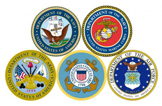 us military branches