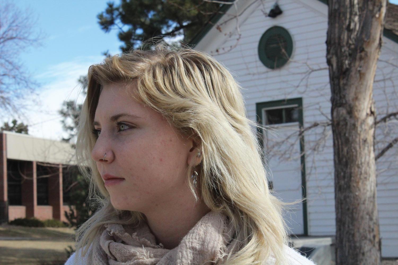 Deielle Puzio is a sophomore who transferred from Georgia.