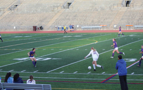 Girls Soccer: building up for revenge