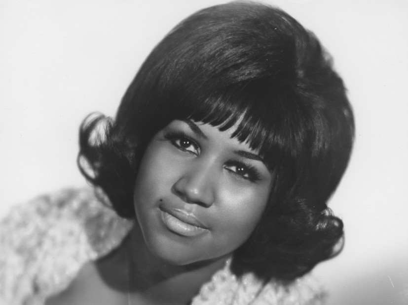 CIRCA+1967%3A++The+%22Queen+of+Soul%22+Aretha+Franklin+poses+for+a+portrait+with+circa+1967.+%28Photo+by+Michael+Ochs+Archives%2FGetty+Images%29