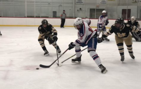 Hockey adds to their perfect season