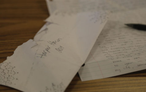 Dear me: revisiting my freshman letter