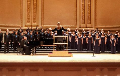 Girls 21 and Troubadours travel to New York