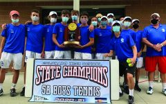 STATE CHAMPS: Creek tennis has a 43rd state championship under its belt after an exciting win over Regis on Saturday, Sep. 26.