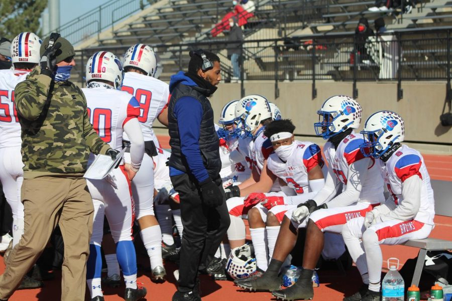 Welcome to the USJ sports page! Click through the gallery below for pictures of the undefeated, defending state champions - the Cherry Creek Bruins!