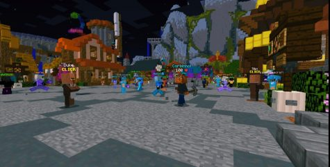 Online Community: This Minecraft multiplayer server shows how real games can be. Thousands of people join every day to play with each other and grow a community.