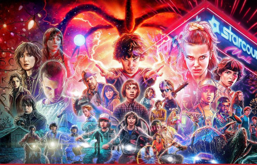 Stranger Things (2016-) begins in 1983 in the fictional town of Hawkins, Indiana. It follows a group of middle schoolers, their older siblings, and their parents as they investigate the mysterious disappearance of their friend, Will Byers (Noah Schnapp). It soon becomes clear that what is happening in Hawkins is nothing short of bizarre, and that it might not be so easy to get Will back.