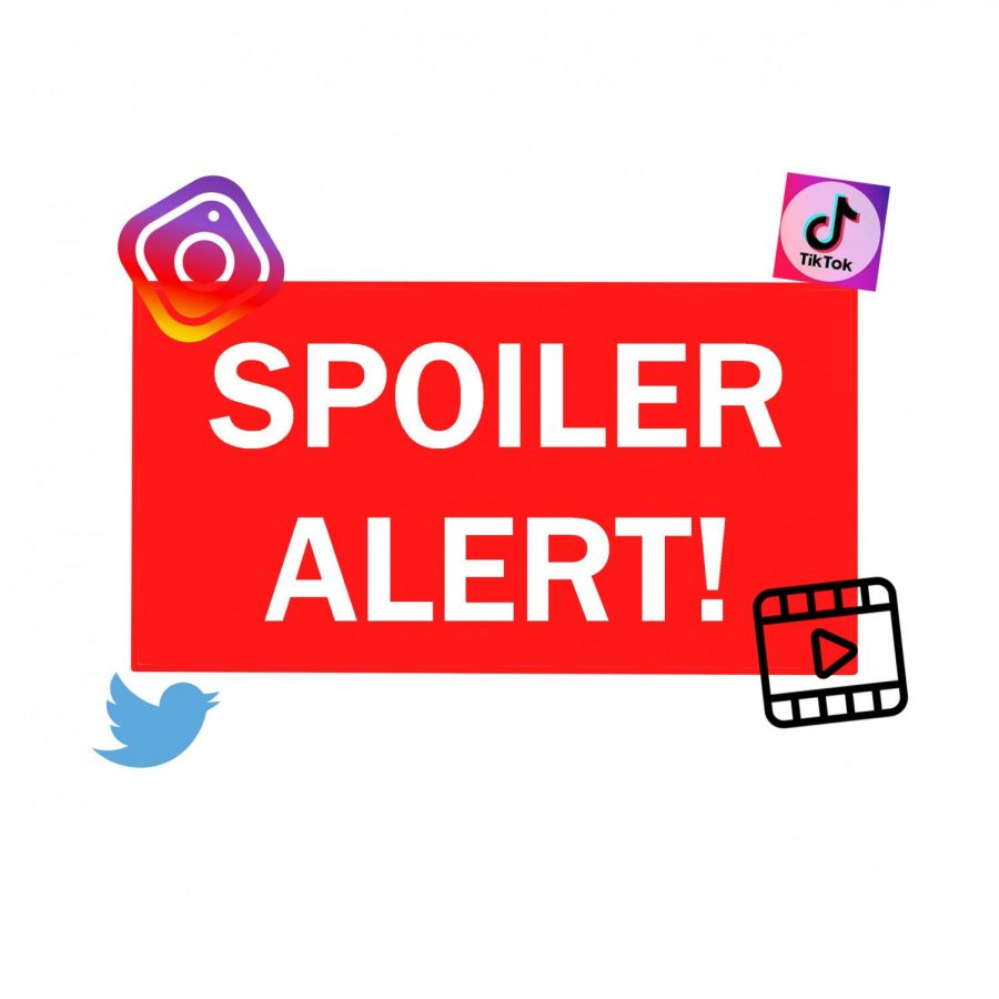 Movie spoilers have been around for as long as I can remember, and I've never been a fan of them. I'm not alone, either, since 65 percent of the USJ Instagram followers and Creek students I surveyed said they hate movie and book spoilers. Even though spoilers will never stop, there needs to be a two week grace window.