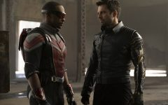 Anthony Mackie and Sebastian Stan star in The Falcon and the Winter Soldier, a new Marvel TV series, as sometimes conflicted friends. Following the loss of their friend and colleague Steve Rogers, known as Captain America, their paths cross a little more than theyd like and they find themselves saving the world from a cause they begin to believe in.