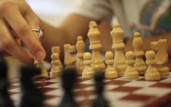 SKYROCKETING: Chess board sales increased over 200 percent in the month after the release of The Queen's Gambit, and daily online chess games played soared from 11 million to over 17 million.