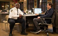 In one of the most heartwarming plotlines in Brooklyn Nine-Nine, main character Jake Peralta (Andy Samberg), who lacked a father figure growing up, finds one in his precinct captain, Raymond Holt (Andre Braugher). In the series finale, which aired Sept. 16, the two share a heartwarming moment. Holt isnt the only chosen family Jake finds over the course of the show. His closest friends, Charles Boyle (Joe Lo Truglio) and Rosa Diaz (Stephanie Beatriz), become like his siblings. And he falls in love with and marries his best friend, Amy Santiago (Melissa Fumero). Created by Michael Schur, the genius behind The Office, Parks and Rec, and The Good Place, among others, and Dan Goor, Brooklyn Nine-Nine first aired in 2013 and has often focused on the power of family since.
