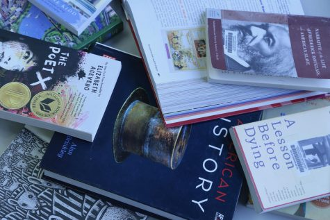 Books and literature often provide deeper context for historical knowledge. At Creek, many teachers choose to teach books that introduce difficult discussions about race in American history.